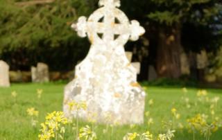 St Nicholas' Child Okeford cowslips
