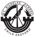 Child Okeford school logo