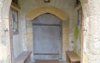 St Paul's Hammoon doorway
