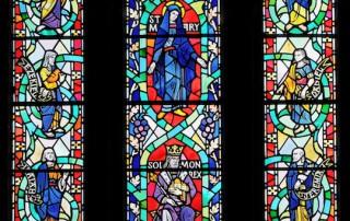 St Paul's Hammoon window