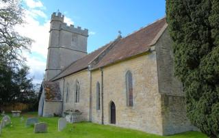 St Nicholas' Manston