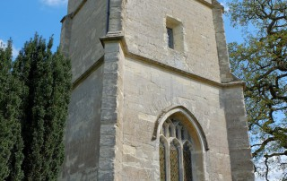 St Nicholas' Manston tower