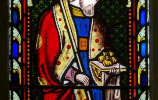 St Nicholas' Manston window