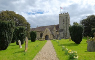 St Andrew's Okeford Fitzpaine