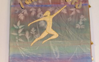 Holy Rood Shillingstone banner