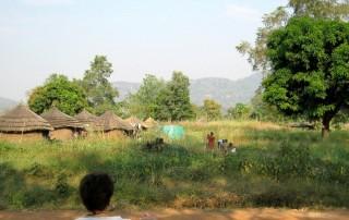 Lui village housing