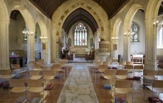St Andrew's interior